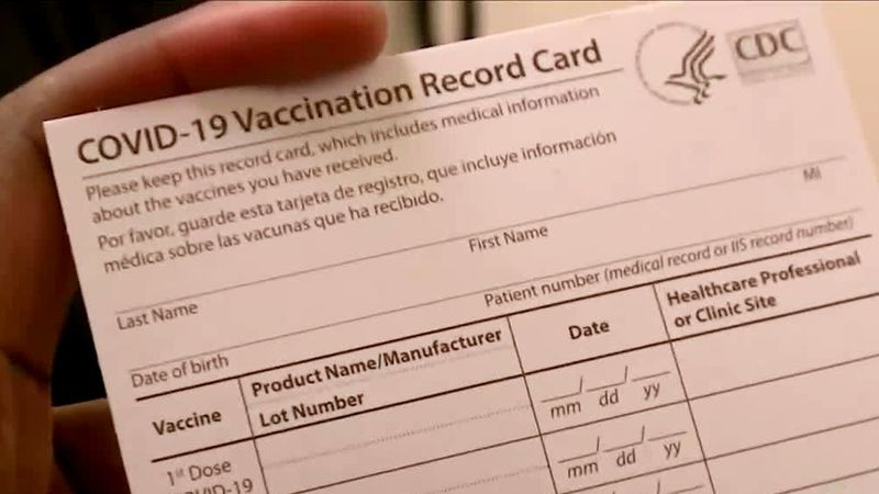 Vaccination pace not where it needs to be