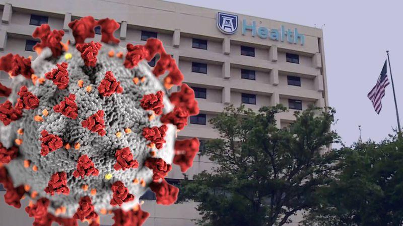 Augusta University Health is helping lead the fight against coronavirus.