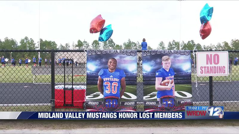 Midland Valley Mustangs honor lost members