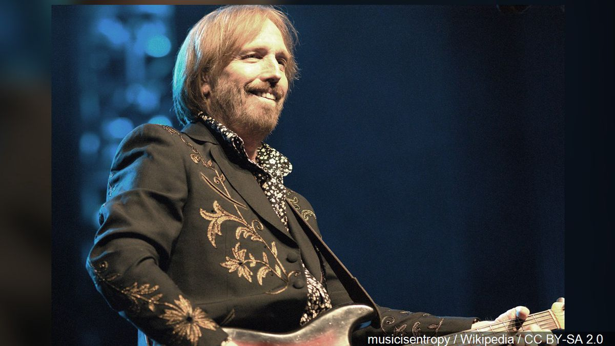 Tom Petty, American musician, singer, songwriter and record producer. Birthday 10/20 1950,...
