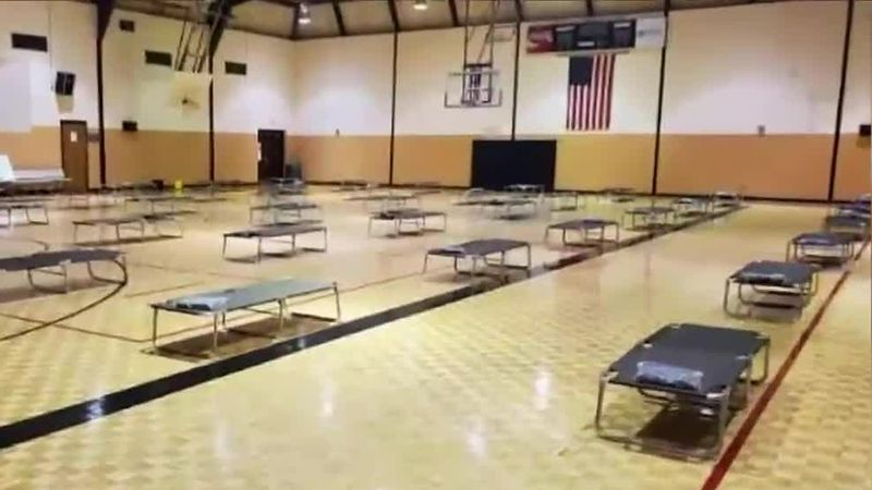 New warming shelter opening at May Park Community Center