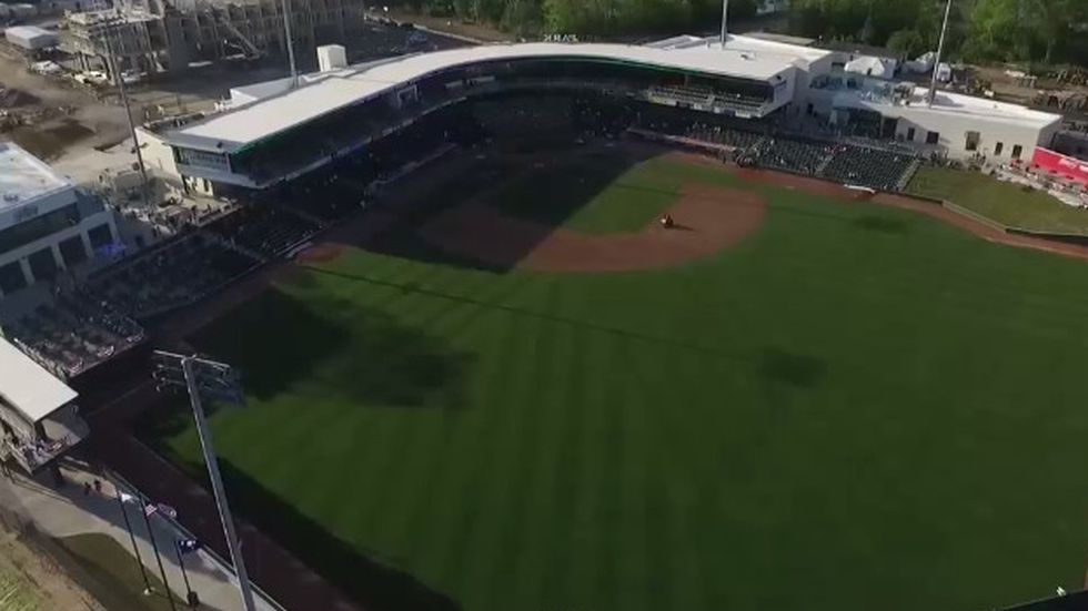 wrdw.com - Staff - GreenJackets reportedly behind on rent payments