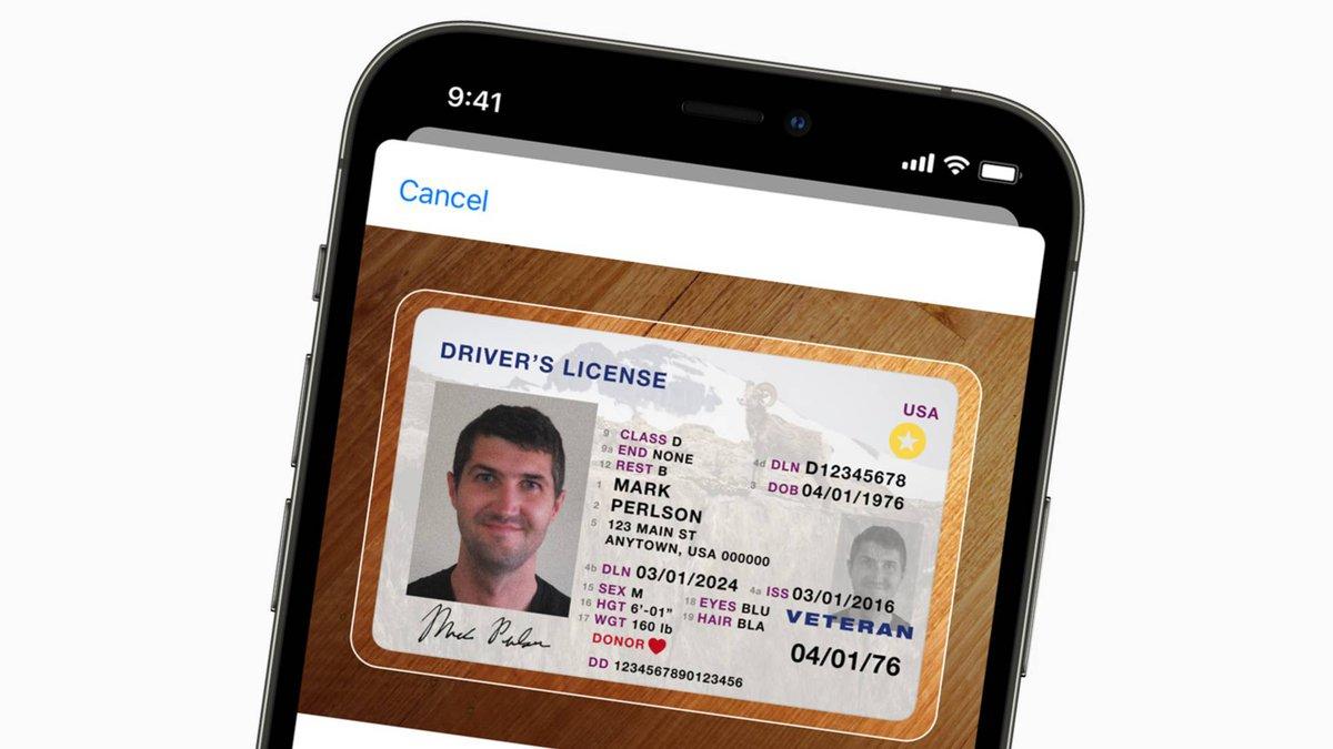 Apple Wallet ID