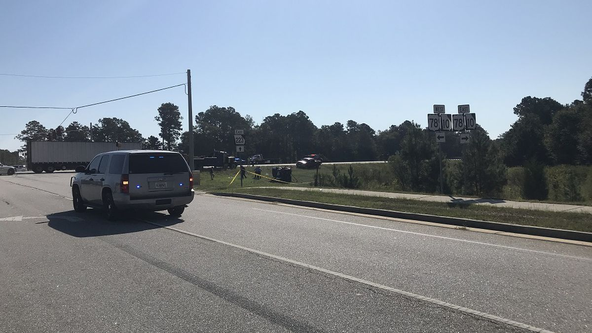 The crash in Thomson has stunned the community. (Source: WRDW)