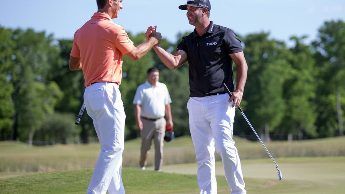 Billy Horschel captures his second Zurich Classic title, this time in team format