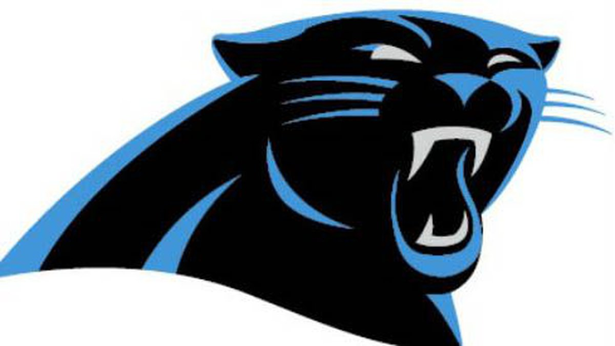 New Panthers logo