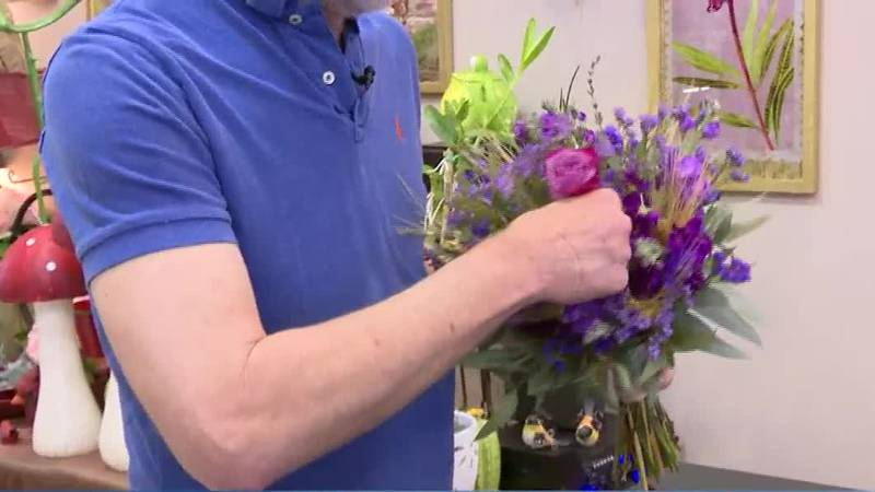 Florists are getting an early start on Mother's Day