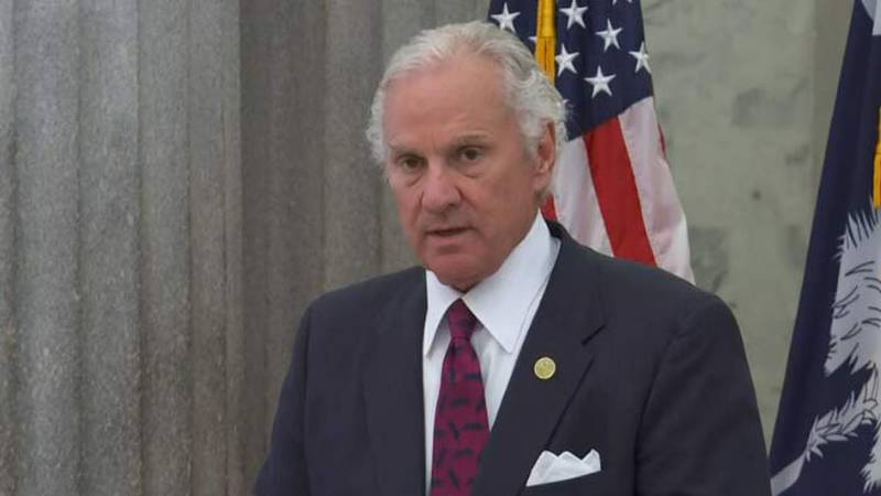 Governor McMaster and South Carolina Department of Social Services Director Michael Leach have...