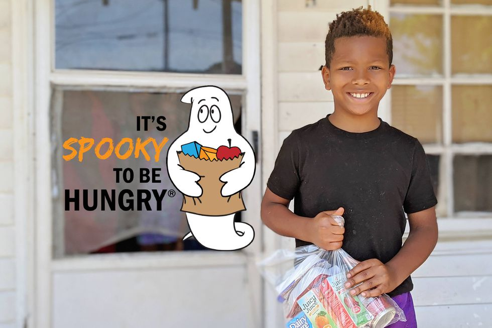 Impacts from COVID-19 mean that food insecurity has risen by 41 percent in the community, and 1...