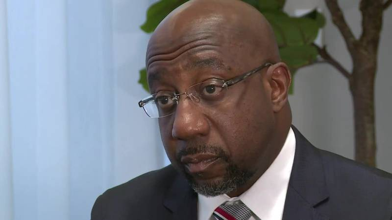 See News 12's exclusive interview with Sen. Raphael Warnock