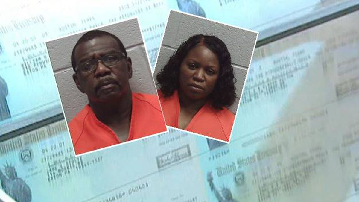 The U.S. Attorney's office says a father-daughter duo has been charged in a 49 count indictment...