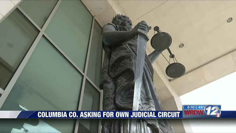 Columbia Co. asking for own judicial circuit
