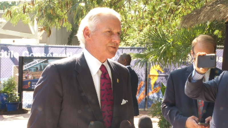 Read: Reporters' Q&A with Gov. McMaster on SC's COVID-19 response