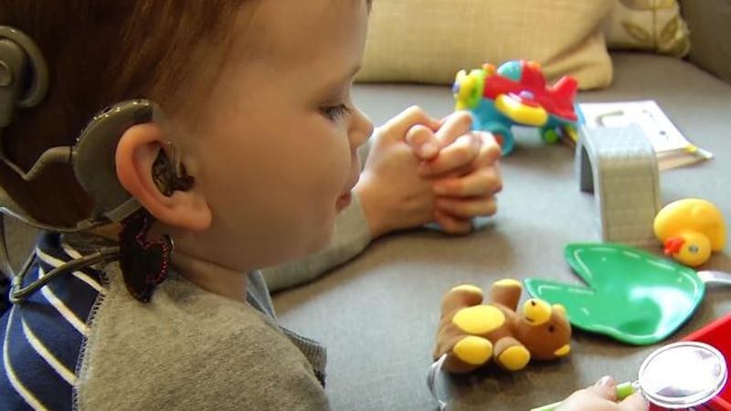 Hearing fatigue in kids