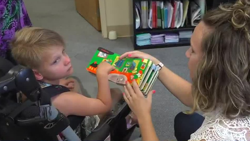 Toys adapted for kids with disabilities