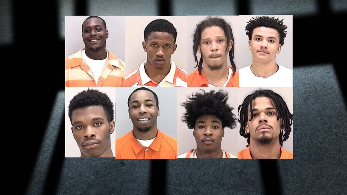 Several suspect charged in a large street gang arrest effort in 2019, Operation Blue Blitz,...