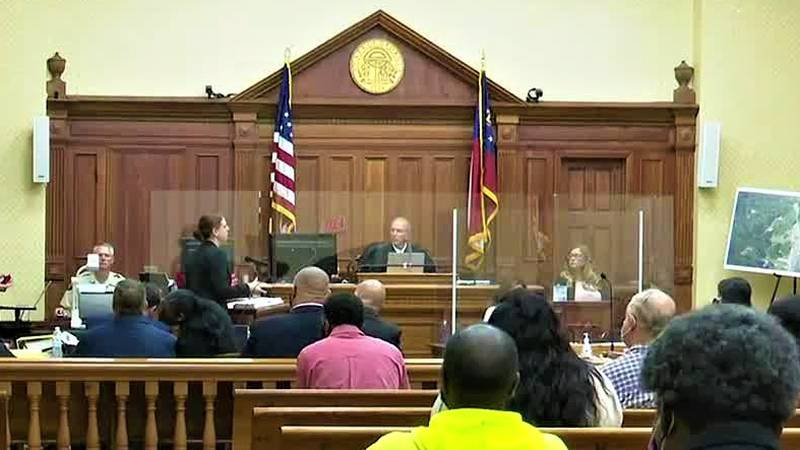Eurie Martin Trial