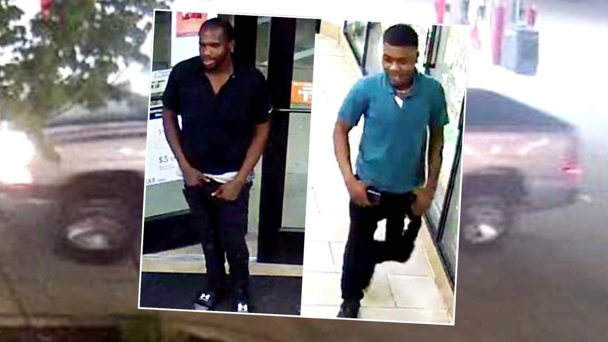 If you recognize these two men, the Richmond County Sheriff's Office wants to hear from you.