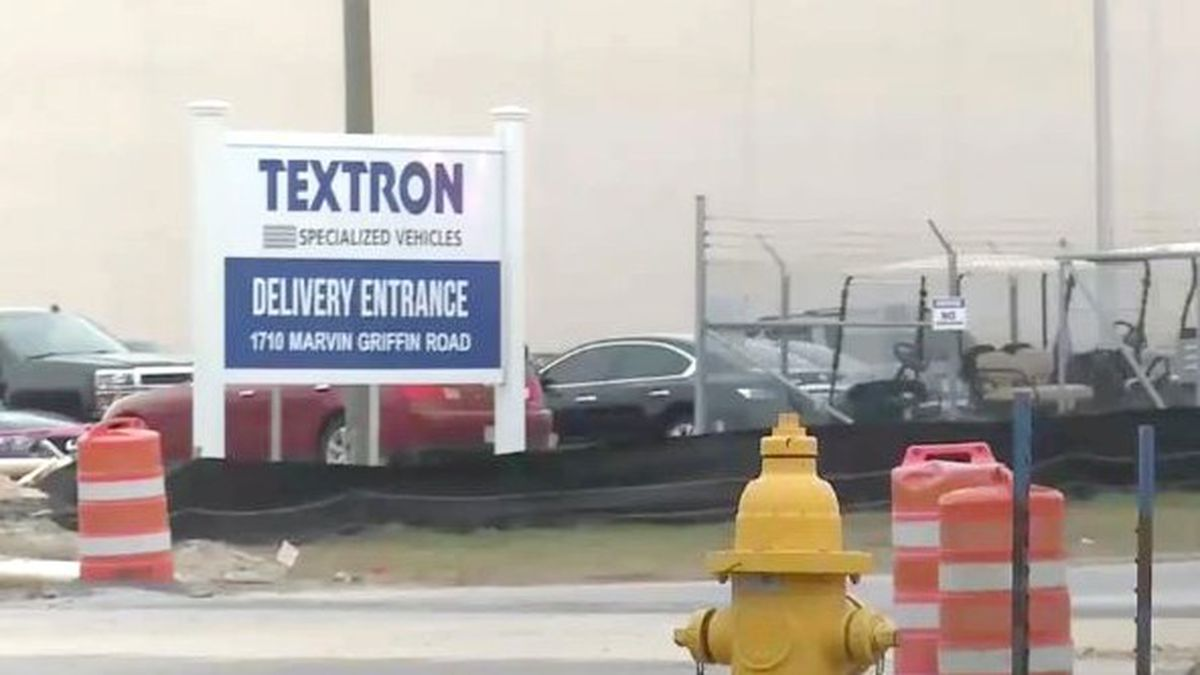 Textron Specialized Vehicles plant in Augusta.