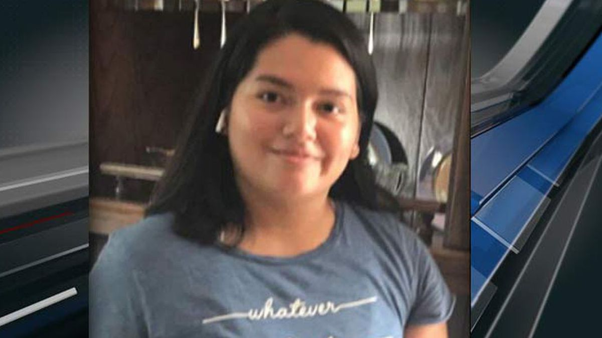 Anjela Parada hasn't been seen since Thursday. (Source: Mount Pleasant Police)