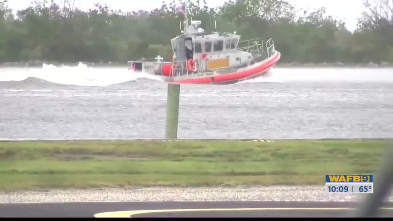 The search for 12 missing after a boat capsized off the Louisiana coast continues.