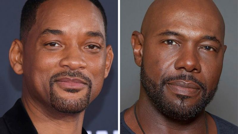 Will Smith and Antoine Fuqua