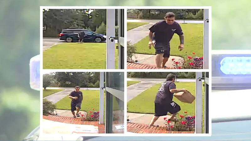 Columbia County deputies are asking for the public's help to find a suspect caught on camera...