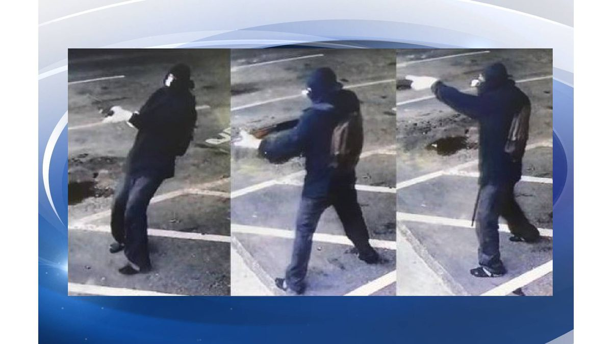 These are surveillance images of the robber at 0 at 2447 Wrightsboro Road in Augusta.