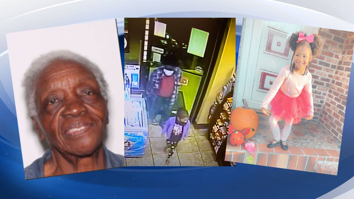 Authorities in Florida are asking for public assistance in locating a grandmother and her...
