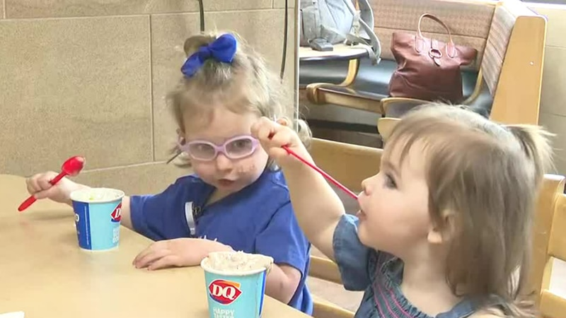 Buy a Blizzard treat to help save children's lives