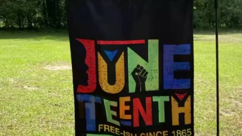 The CSRA is getting ready to host events to celebrate Juneteenth.
