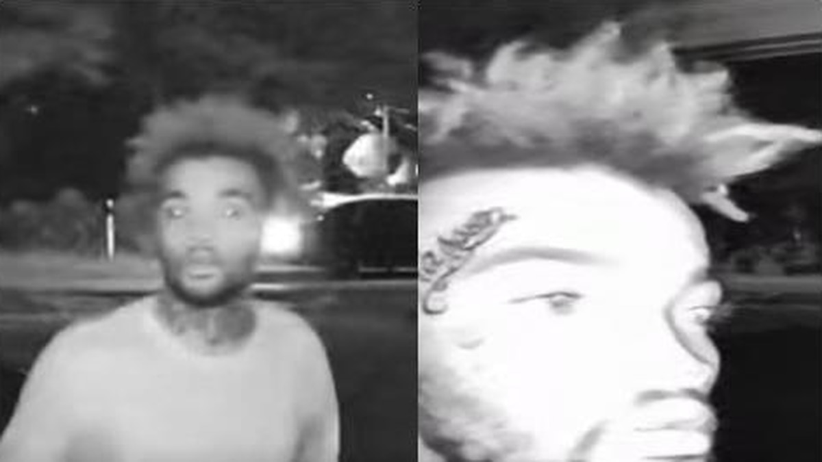 This man pictured above may have information about a car jacking and armed robbery that...