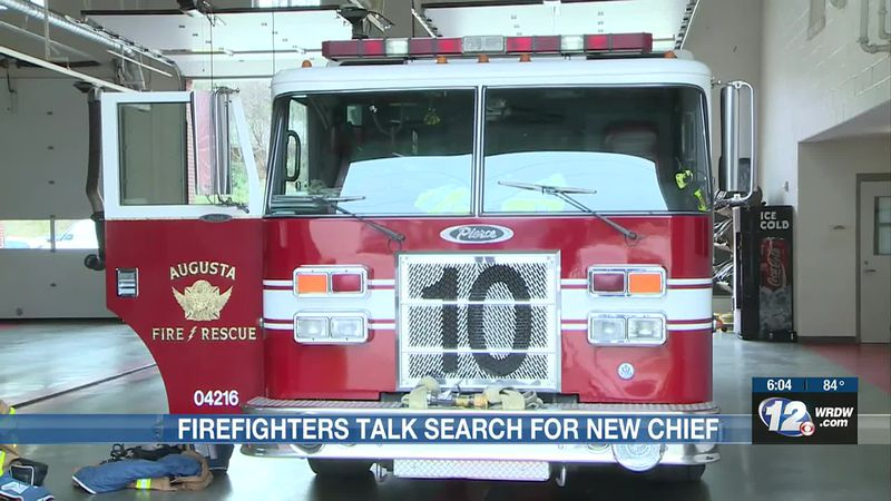 Augusta firefighters are calling for more transparency in the hiring process of the new fire...