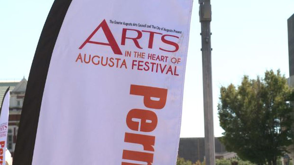Arts in the Heart brings artists from all over the world to Augusta for a top 20 festival that pumps over a million dollars into the local economy. (Source: WRDW)