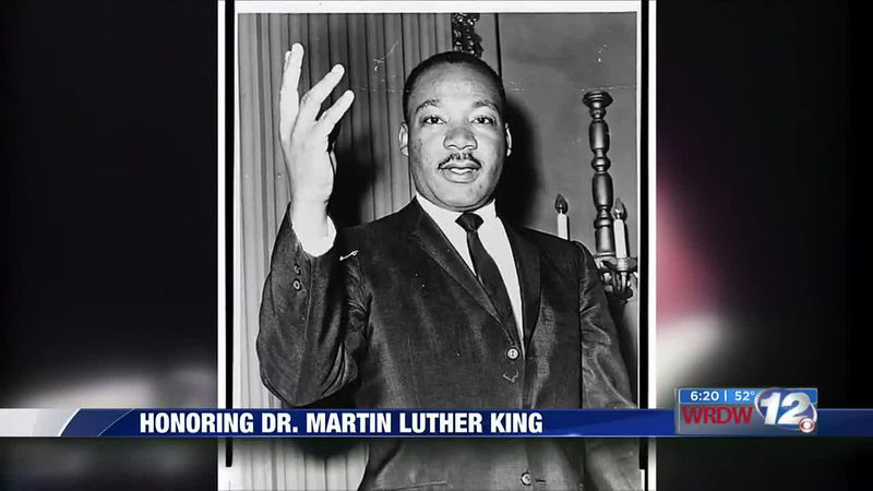 Honoring Dr. Martin Luther King in Augusta