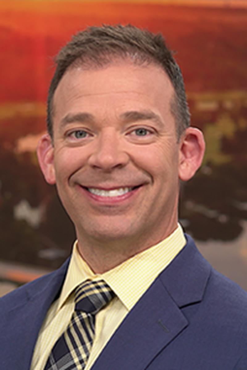 Headshot of Tim Strong, First Alert Morning Meteorologist