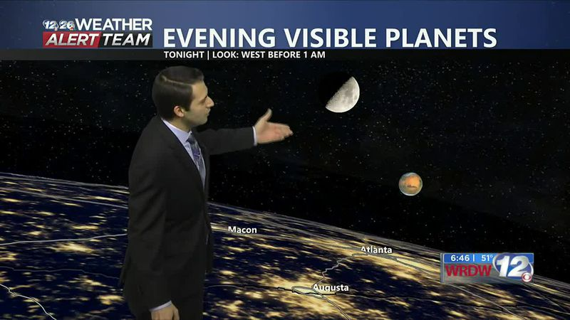 Check Out the Planets Tonight