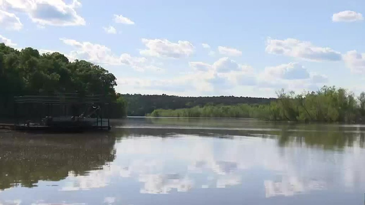 Thursday afternoon the quiet and peaceful scene on the Broad River was shaken by search teams.