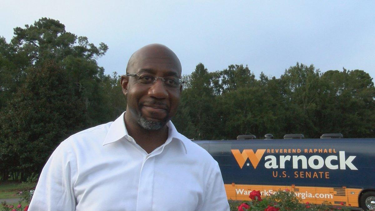 Raphael Warnock, U.S. Senator (D)