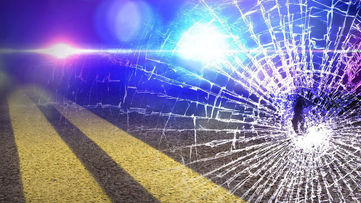 A three-car property damage crash happened on County Rd. 581 Sept. 8.