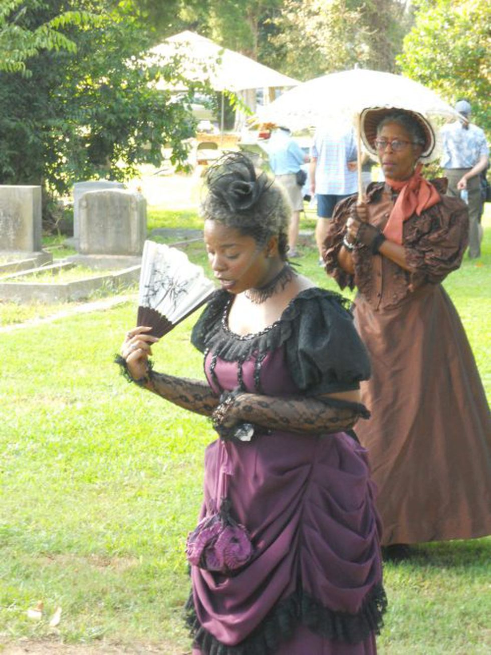 Historic Augusta is holding its only in-person event this fall, the Walk with the Spirits.