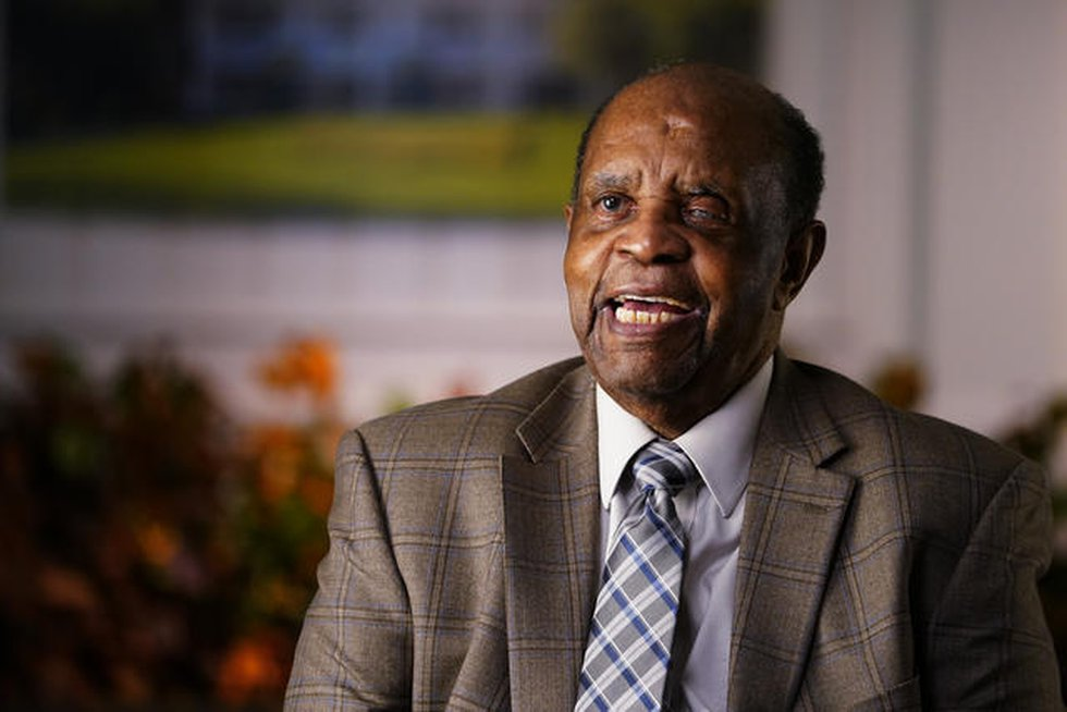 Lee Elder, the first African-American player  to play the Masters, will be honored through a...