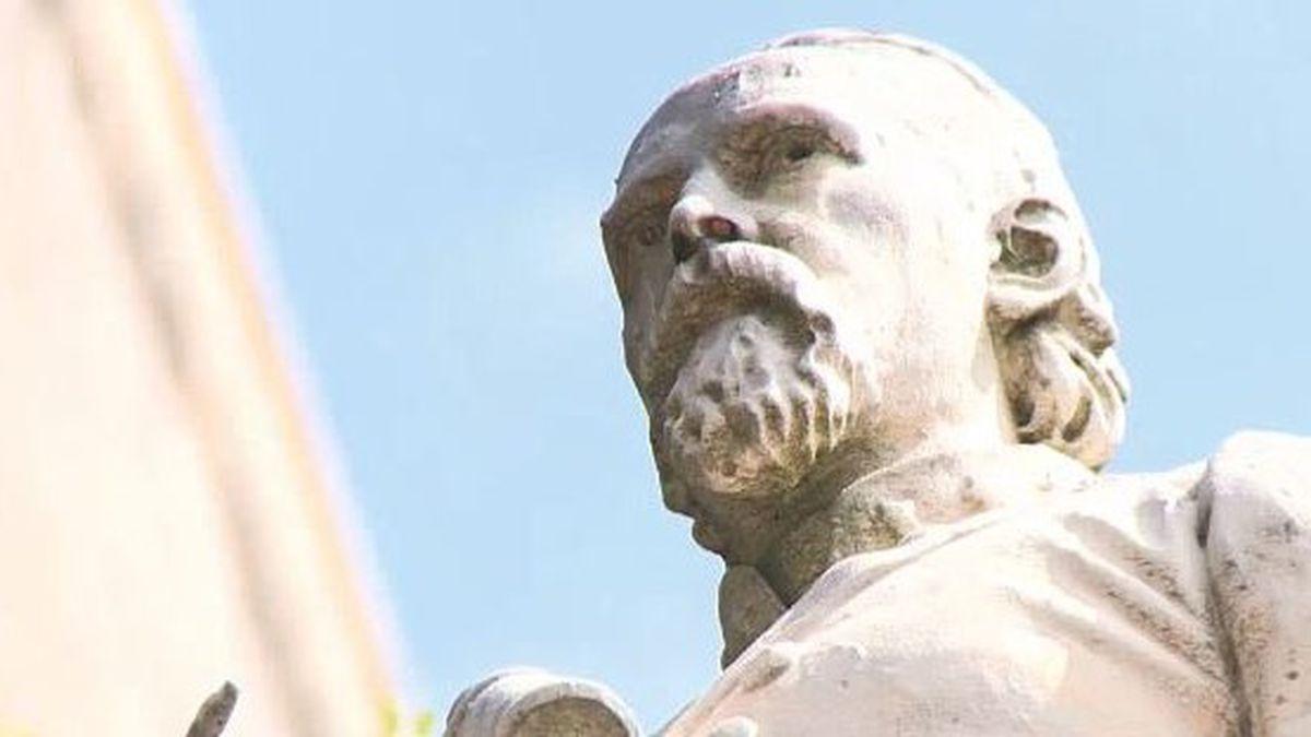 Augusta's Confederate monument