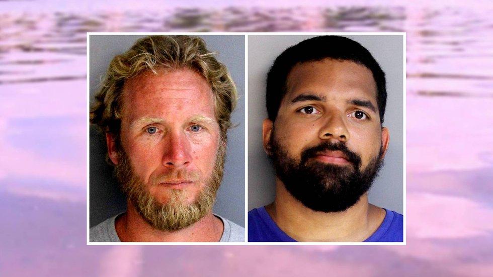 From left: Nathan L. Tarpein Sr. and Nicholas R. Fox