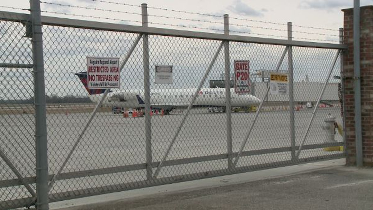 Augusta Regional Airport officials say they're prepared to make changes ahead of the Masters in...