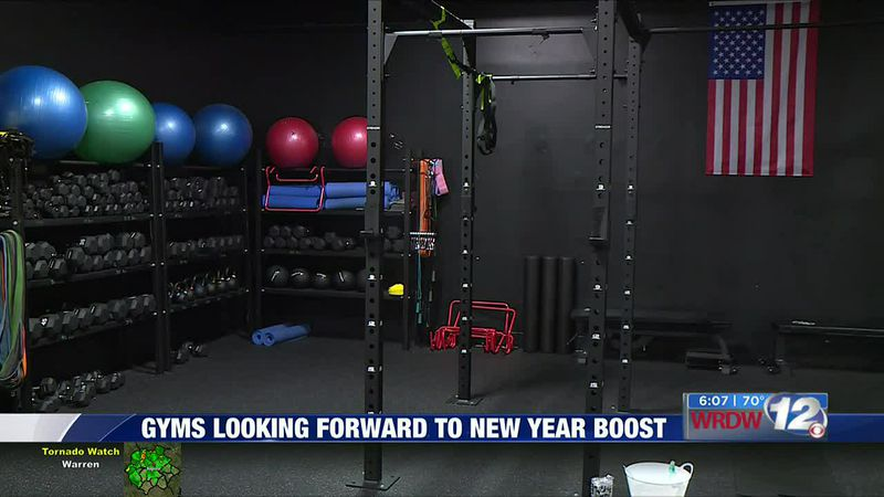 Gyms looking forward to New Year boost