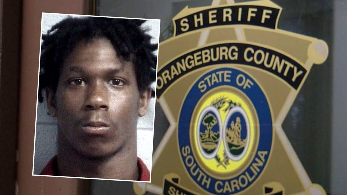The Orangeburg County Sheriff's Office charged 17-year-old Daquan Simmons with armed robbery,...