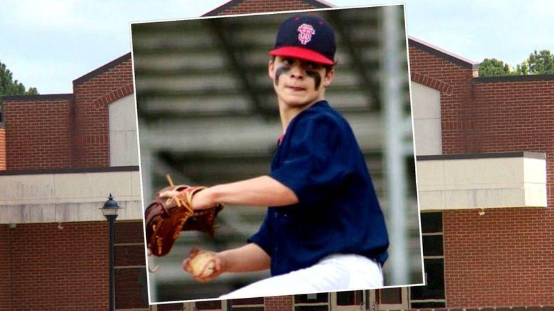 Ryan White played baseball for Strom Thurmond High School in Edgefield.