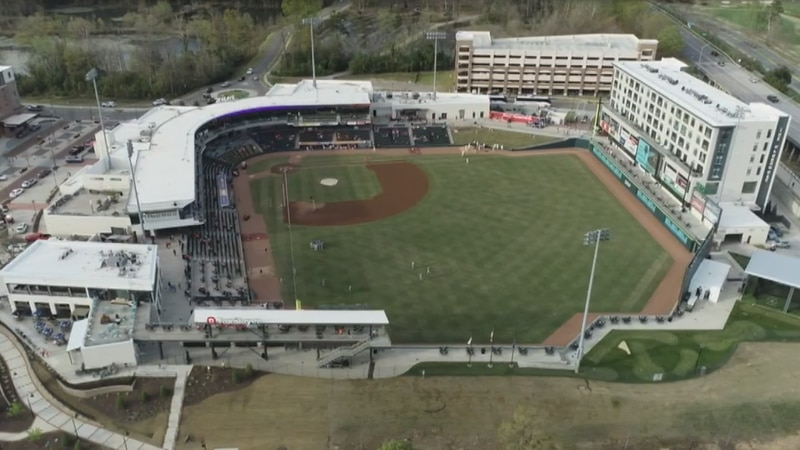 SRP Park is back with baseball, hosting its biggest event since lockdown