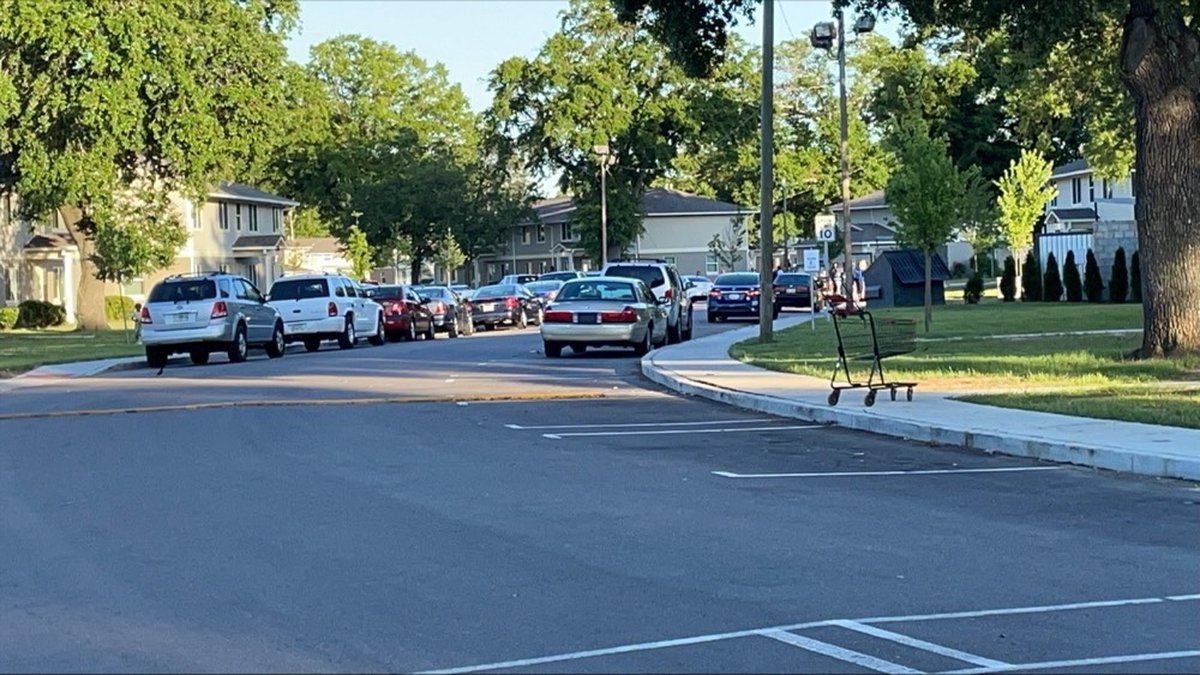 2 injured and 2 killed in an Augusta shooting.